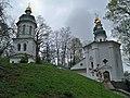 Чернігів.Комплекс споруд Іллінського монастиря на горі.JPG