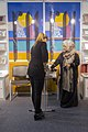 زنان در نمایشگاه کتاب شارجه-حجاب اسلامی-بی حجاب.jpg