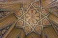 نمایی داخلی از سقف آرامگاه بابا طاهر عریان.jpg