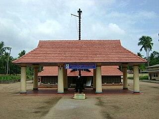 Pattanakkad village in Kerala, India