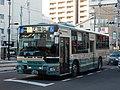 フルカラーLED採用車の西武バス(滝山営業所所属車両).JPG