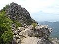 乾徳山 2013-07-21 - Monto Kentoku - Mt. Kentoku - panoramio.jpg