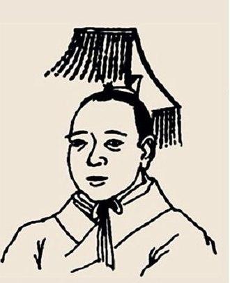 Latter Deposed Emperor of Liu Song - Image: 宋後廢帝