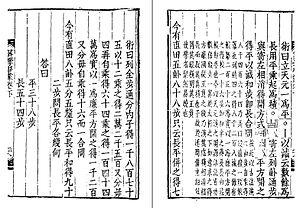 Zhu Shijie - Suanxue qimeng