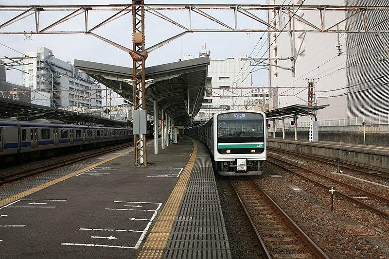 File:水戸駅 - panoramio (1).jpg