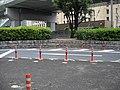 阪神高速開通記念の碑(表側) - panoramio.jpg