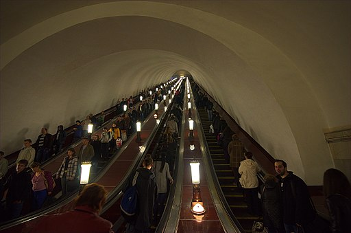 0013 - Moskau 2015 - Metrostation Komsomolskaja (25792730754)