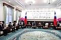 01.19 總統接見「英國在台辦事處新任代表鄧元翰」 - Flickr id 50850705123.jpg