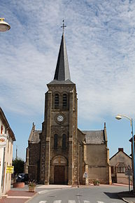 Saint-Angel, Allier
