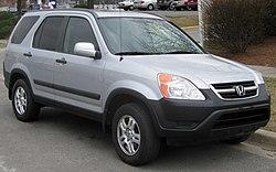 2002–2004 Honda CR-V EX