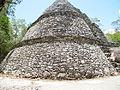 02Cobá - Pyramide Xai-bé.JPG
