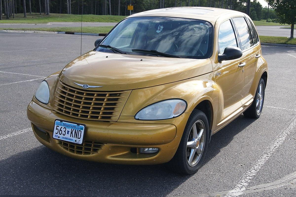 Px Chrysler Pt Cruiser on 2001 Pt Cruiser
