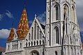 03 2019 photo Paolo Villa - F0197869 - Budapest - Chiesa San Mattia - facciata - Facade of Matthias Church (Budapest).jpg