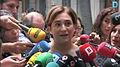 04 Ada Colau wanting a referendum (Diada 2015, official ceremony).jpg