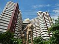 05218jfStreets Mabini Ocampo Roxas Boulevard Legaspi Towers 309 Malate Manilafvf.jpg