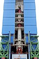 07 pslv-c42 vehicle integrated upto its fourth stage inside mobile service tower.jpg