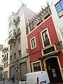 089 Muralla de Sant Antoni 20-22 (Valls), restaurant El Trispolet i edifici racionalista.jpg