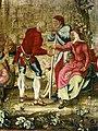 0 Vaux-le-Vicomte - Détail d'une tapisserie - Série des Mois 7.JPG