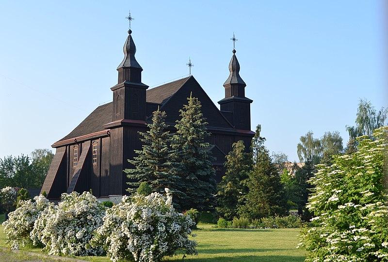 Костел святої Анни із села Вишеньки (Ковель)