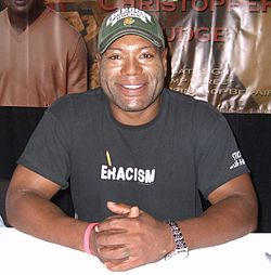 Christopher Judge vuonna 2010.