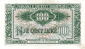 100 lekë of Albania in 1949 Reverse.png