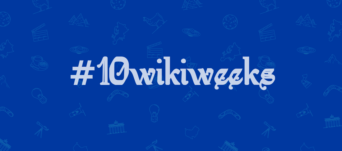 link=https://hy.wikipedia.org/w/index.php?title=10 Wikiweeks
