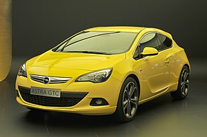 General Motors South Africa - Opel Astra GTC