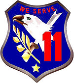 11th Air Force Group (Reserve) Unit Seal
