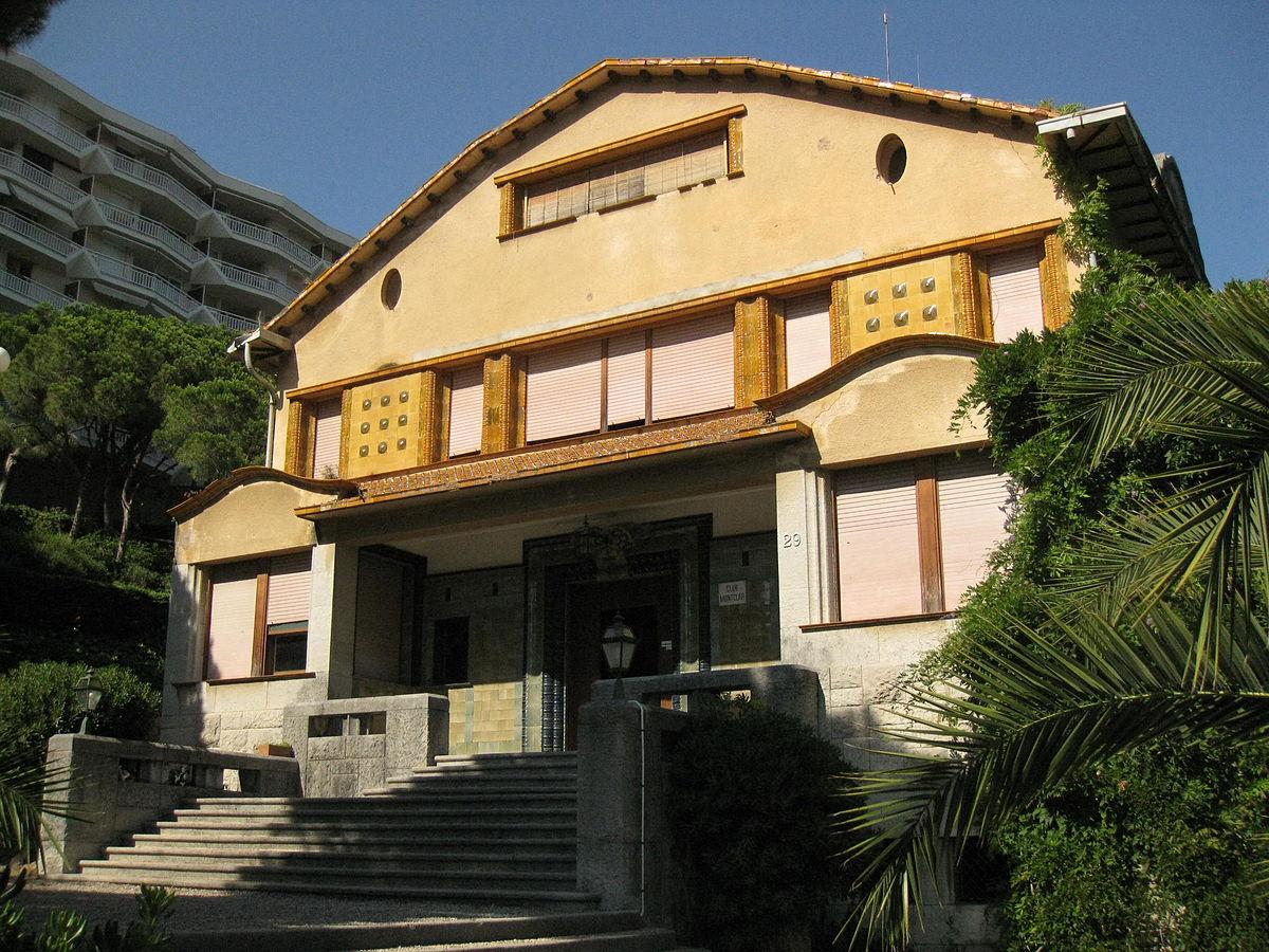 Casa cases sant feliu de gu xols viquip dia l 39 enciclop dia lliure - Casas en sant feliu de guixols ...