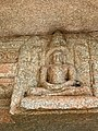 14th-century Ganagitti Jain temple complex Kunthunatha Tirthankara, Hampi Jain monuments Karnataka 3.jpg