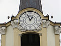 150913 Clock tower (Griffin Gate Branicki Palace in Białystok) - 01.jpg