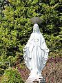 15 - Statue of the Blessed Virgin Mary in Kaszów (województwo mazowieckie) - 02.jpg
