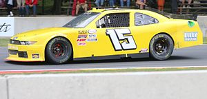 Scott Heckert - Heckert's 2016 car at Road America