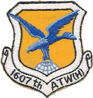 Dover Air Force Base - MATS 1607th ATW Emblem