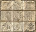1652 Gomboust 9 Panel Map of Paris, France (c. 1900 Taride reissue) - Geographicus - Paris-gomboust-1900.jpg