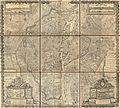 1652 Gomboust 9 Panel Map of Paris, France (c. 1900 Taride reissue) - Geographicus - Paris-gomboust-1900.jpg