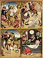 16th-century unknown painters - Scenes from the Legend of St George - WGA23611.jpg