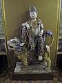 176 Casa Alegre de Sagrera (Terrassa), sala Salvans, escultura xinesa.JPG