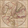 1828 Eddy Map of New York City and 30 Miles Around - Geographicus - NewYorkCity-eddy-1828.jpg