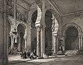 1850, España artística y monumental, vistas y descripción de los sitios y monumentos más notables de españa, vol 3, Parroquia de San Román en Toledo (cropped).jpg