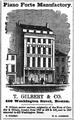 1851 Gilbert BostonDirectory.png