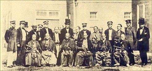 1860Kanrinmaru delegation