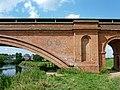 1860 Bridge (detail) near Mountsorrel in Leicestershire (geograph 5983226).jpg