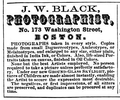 1862 JW Black Photographist BostonDirectory.png