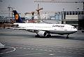 18aw - Lufthansa Airbus A300-605R; D-AIAX@FRA;01.04.1998 (5198227810).jpg