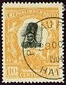 1904 10c Haiti Port au Prince Mi78.jpg
