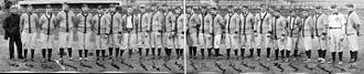 History of the Detroit Tigers - Team photograph in 1909.