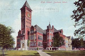 1909 Spokane - South Central High School.jpg