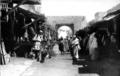 1909 market gate Tripoli by Furlong.png