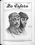1914-02-21, La Esfera, Emilio Herrera Linares y José Ortiz Echagüe, Gamonal.jpg